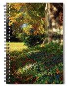 Fernhill Gardens, Co Dublin, Ireland Spiral Notebook