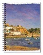 Ferragudo, Portugal Spiral Notebook