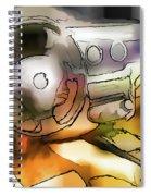 Ferrari 12 Spiral Notebook