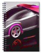 Ferrari 14 Spiral Notebook