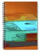 Ferrari 3 Spiral Notebook