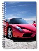 Ferrari Enzo Spiral Notebook