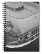 Ferrari F250 California Spiral Notebook