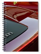 Ferrari Italia Spiral Notebook