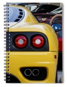 Ferrari Pair Spiral Notebook