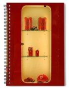 Ferrari  Stuff Spiral Notebook