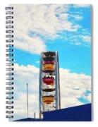 Ferris Fun Spiral Notebook