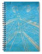 Ferris Sketch Spiral Notebook