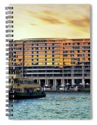 Ferry And The Toaster Spiral Notebook
