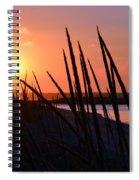 Ferry Beach Spiral Notebook