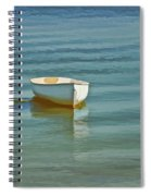 Ferry Landing Dinghy Spiral Notebook
