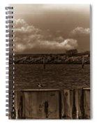 Ferry's End Spiral Notebook