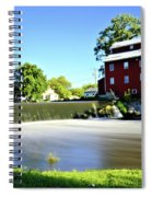 Fertile Dam Spiral Notebook