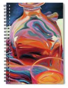 Fervor Spiral Notebook