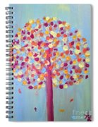 Festive Tree Spiral Notebook