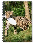 Fetch Spiral Notebook
