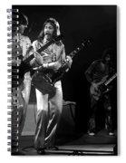 Fhat#39 Enhanced Bw Spiral Notebook