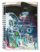 Fiddleheads 300  Spiral Notebook