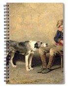 Fidelity Spiral Notebook