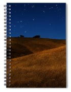 Field Formation Spiral Notebook