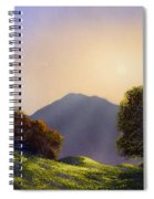 Field Of Wildflowers Spiral Notebook