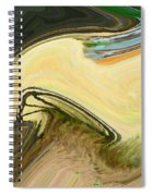 Field Of Yesteryear Spiral Notebook
