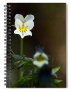 Field Pansy Spiral Notebook