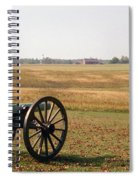 Fields Of Death Spiral Notebook