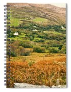 Fields Of Ireland Spiral Notebook