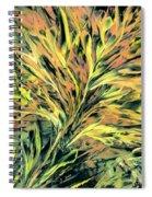 Fiery Harvest Spiral Notebook