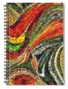Fiesta Mexicana Spiral Notebook