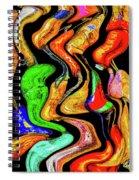 Fiesta Spiral Notebook