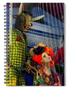 Fifth Ave Fantasy Spiral Notebook