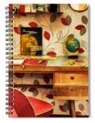 10706 Fifties Spirit Spiral Notebook