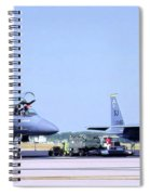 Fighters Spiral Notebook