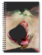 Fighting Bears Spiral Notebook