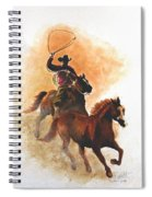Fighting For Freedom Spiral Notebook