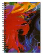 Fighting Forms 1914 Spiral Notebook