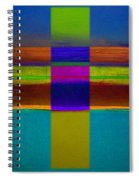 Figure Spiral Notebook