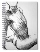 Figure Drawing 1 Spiral Notebook