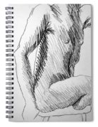 Figure Drawing 3 Spiral Notebook