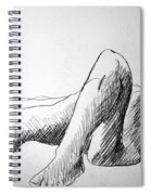 Figure Drawing 4 Spiral Notebook