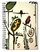 Figures Spiral Notebook