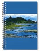 Fiji Rivermouth Robert Lyn Nelson Spiral Notebook