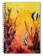 Fijian Friends Spiral Notebook