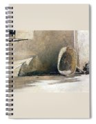 File7297 Andrew Wyeth Spiral Notebook