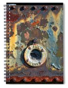 Fill To Line Spiral Notebook