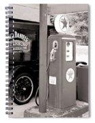 Fill Up Spiral Notebook