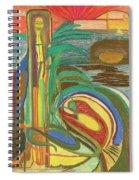 Filthy Riches Spiral Notebook
