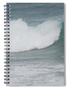 Fin Wave Spiral Notebook